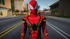 Iron Spider Remastered para GTA San Andreas