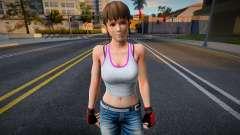 Dead Or Alive 5 - Hitomi 4 para GTA San Andreas