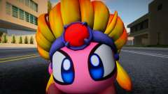 Burning Leo From Kirby Star Allies (normal) para GTA San Andreas