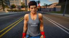 Dead Or Alive 5: Last Round - Jann Lee para GTA San Andreas