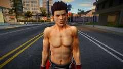Dead Or Alive 5 - Jann Lee (Costume 2) para GTA San Andreas