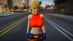 Blue Mary para GTA San Andreas