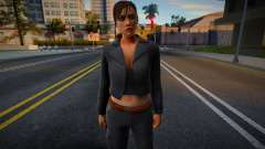 New Cat HD Casual Style GTA III Catalina para GTA San Andreas