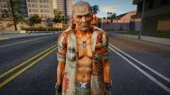 Dead Or Alive 5: Ultimate - Leon 4 para GTA San Andreas