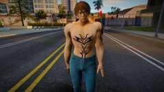 Shin Casual Tekken (Hot Boy) para GTA San Andreas