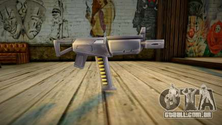 The Unity 3D - AK47 para GTA San Andreas