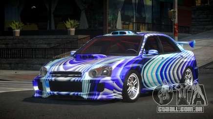 Subaru Impreza G-Tuning S1 para GTA 4