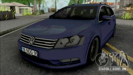 Volkswagen Passat Variant (Air) para GTA San Andreas