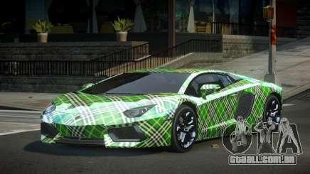 Lamborghini Aventador Zq S4 para GTA 4
