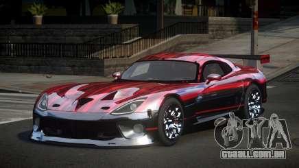 Dodge Viper G-Tuning PJ2 para GTA 4