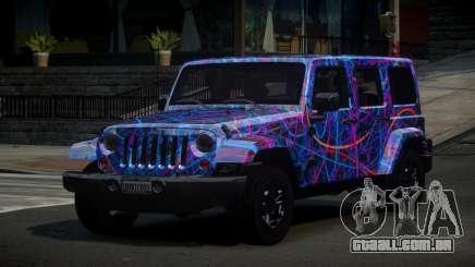 Jeep Wrangler US S1 para GTA 4