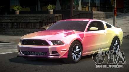 Ford Mustang GS-302 S1 para GTA 4