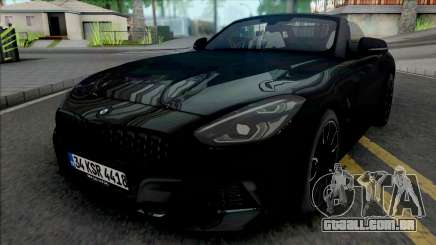 BMW Z4 M40i Sen Cal Kapımı para GTA San Andreas