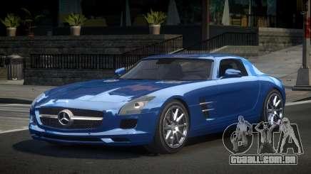 Mercedes-Benz SLS PS-I para GTA 4