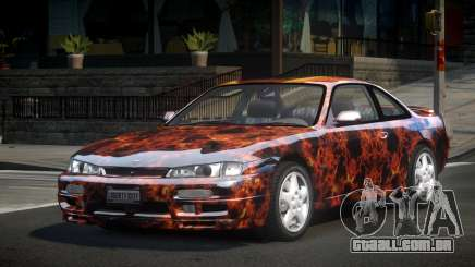 Nissan 200SX U-Style PJ7 para GTA 4