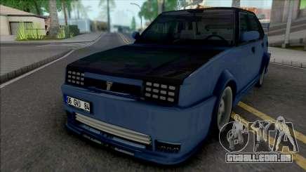Tofas Dogan X para GTA San Andreas
