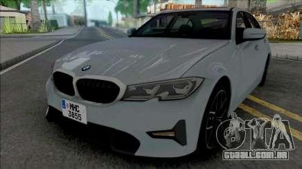 BMW 320i Sport Line 2020 para GTA San Andreas