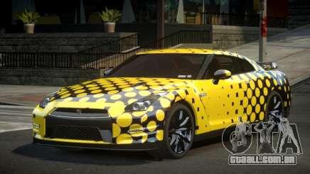 Nissan GT-R UR S9 para GTA 4