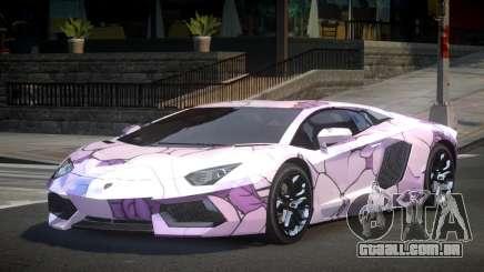 Lamborghini Aventador Zq S1 para GTA 4