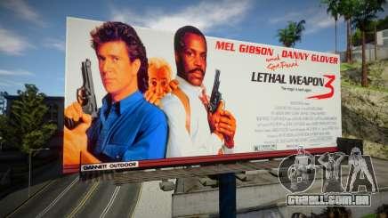 Real Billboards of Los Angeles 1992 para GTA San Andreas