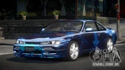 Nissan 200SX U-Style PJ3 para GTA 4