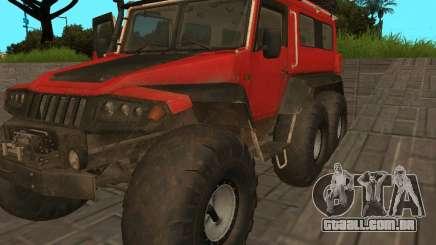 TREKOL 39294 (YAR-87) para GTA San Andreas