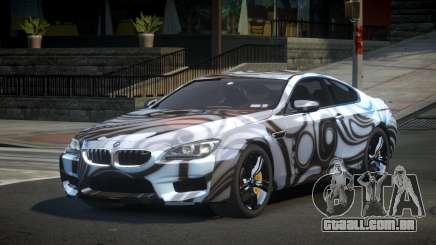 BMW M6 F13 GST S5 para GTA 4