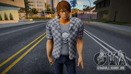 Shin Casual Tekken (Bad Boy 4) para GTA San Andreas