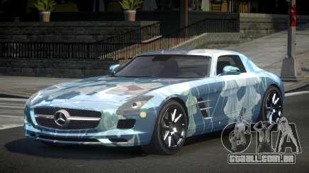 Mercedes-Benz SLS PS-I S1 para GTA 4