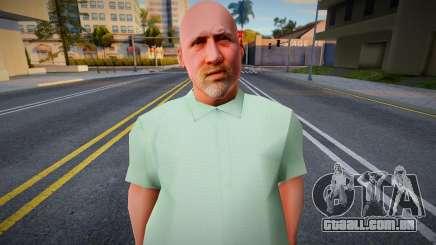 Christian Martin (Argentinian journalist) para GTA San Andreas