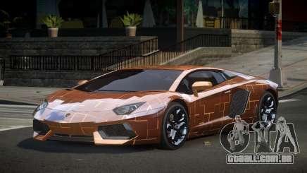 Lamborghini Aventador Zq S3 para GTA 4