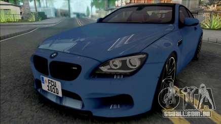 BMW M6 GTS (F13) para GTA San Andreas