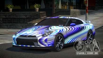 Nissan GT-R UR S1 para GTA 4