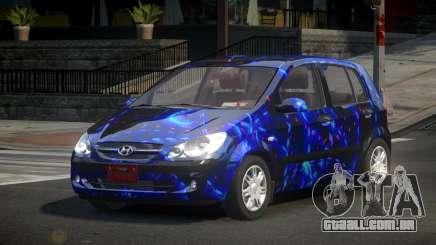 Hyundai Getz GS PJ6 para GTA 4