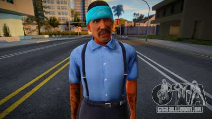 San Fierro Rifa HD Version (SFR3) para GTA San Andreas