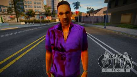 VCS Diaz Goons v6 para GTA San Andreas