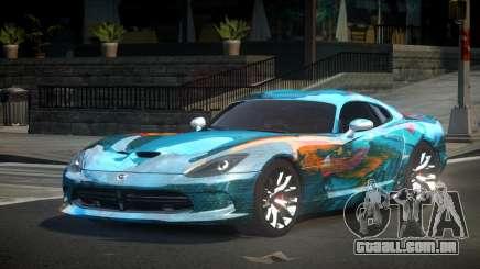 Dodge Viper SRT US S1 para GTA 4
