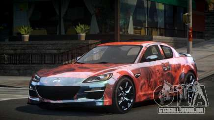 Mazda RX-8 Qz S7 para GTA 4