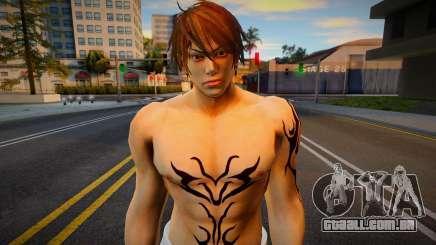 Shin Fu Kung Fu 9 para GTA San Andreas