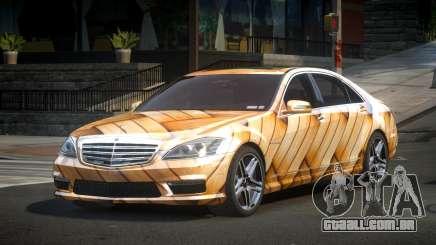 Mercedes-Benz S65 R-Tuned S1 para GTA 4