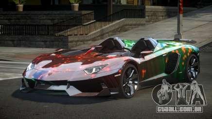 Lamborghini Aventador GST-J S3 para GTA 4