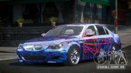 BMW M5 E60 GS S1 para GTA 4