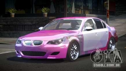 BMW M5 E60 GS S4 para GTA 4
