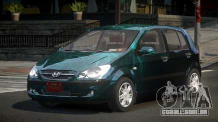 Hyundai Getz GS PJ2 para GTA 4