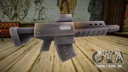 The Unity 3D - M4 para GTA San Andreas