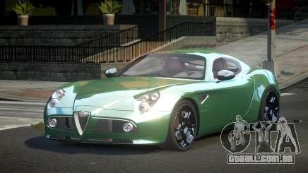 Alfa Romeo 8C Qz para GTA 4