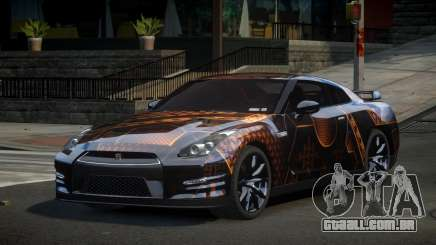 Nissan GT-R UR S4 para GTA 4