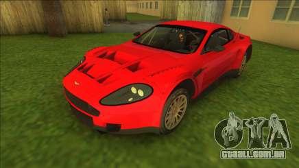Aston Martin DBR9 (good model) para GTA Vice City