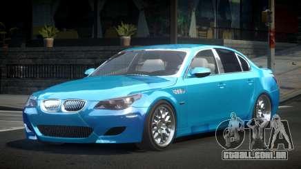 BMW M5 E60 GS S10 para GTA 4