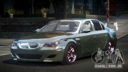 BMW M5 E60 GS S9 para GTA 4